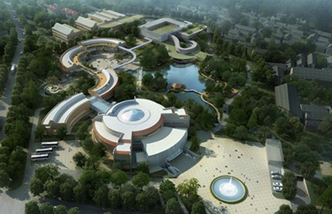 G20 Summit Venue-Hangzhou Silk Museum