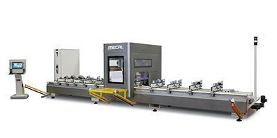 Heavy duty 4-axis CNC machining center